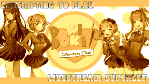 DDLC supercut cover