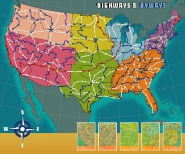 highways byways