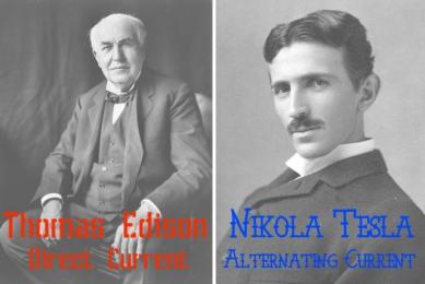 Edison_Tesla