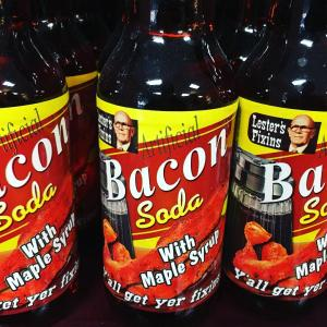 bacon soda