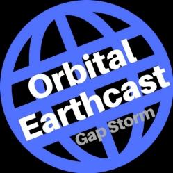 Orbital Earthcast new album cover art
